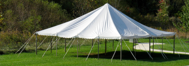 Tent Rentals in Brewerton, Cicero & Central Square NY